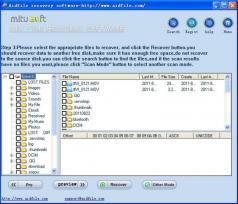 Aidfile Recovery Screenshot