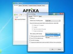 Affixa Screenshot