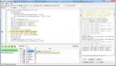 Basic4android Screenshot