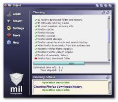 Mil Shield Screenshot
