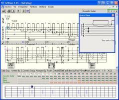 TEFview Screenshot