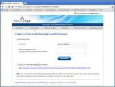 SecureAPlus Screenshot