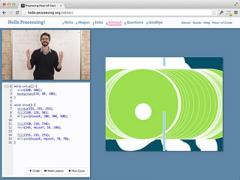 Processing Screenshot
