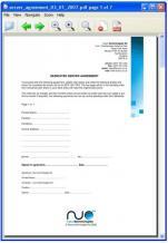 Haihaisoft PDF Reader Screenshot