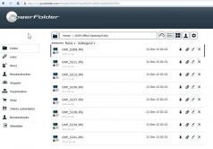PowerFolder Screenshot