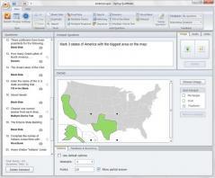 iSpring QuizMaker Screenshot