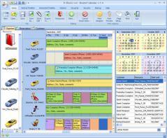 Rental Calendar Screenshot