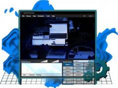 XSplit Broadcaster Screenshot