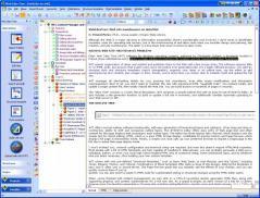 Web Idea Tree Screenshot