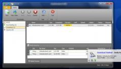 Jordy Downloader Screenshot