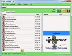 VoxCommando Screenshot