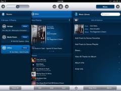 Sonos Controller Screenshot