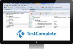 SmartBear TestComplete Screenshot