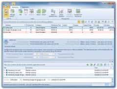 EMCO Ping Monitor Screenshot