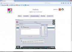 Audovia Screenshot