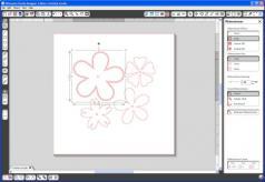 Silhouette Studio Screenshot
