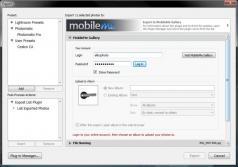 AdoramaPix Export Plugin Screenshot