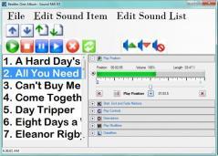 Sound Mill X3 Screenshot