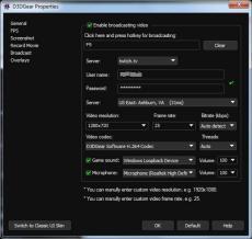 D3DGear Screenshot