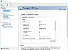Nvidia WHQL Notebook Driver / Windows 10 64bit Screenshot