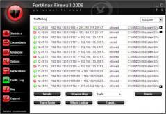 FortKnox Personal Firewall Screenshot