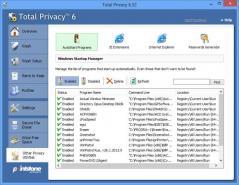 Total Privacy Screenshot