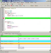 CH Professional Edition Screenshot