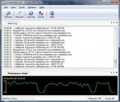 Simple DNS Plus Screenshot