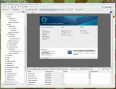 Adobe ColdFusion Screenshot