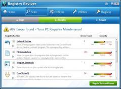 Registry Reviver Screenshot