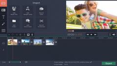 Movavi Screen Capture Studio Screenshot