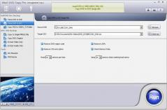 WinX DVD Copy Pro Screenshot