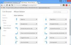 Portable Cent Browser Screenshot