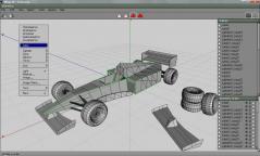 Wings3D Screenshot