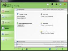VIRUSfighter Screenshot