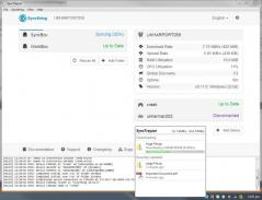 SyncTrayzor Screenshot