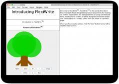 FlexiWrite Screenshot