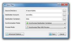 Azure Data Expert Screenshot