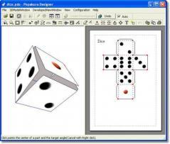 Pepakura Designer Screenshot