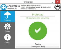Ghostpress Screenshot