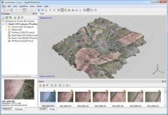 Agisoft PhotoScan Screenshot