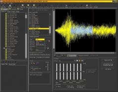 Viena SoundFont Editor Screenshot
