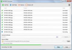 DICOM Converter Screenshot