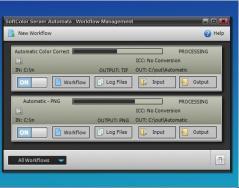 Automata Server Screenshot