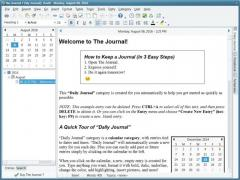 The Journal Screenshot