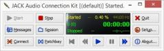 Multichannel ASIO DirectShow Renderer Screenshot