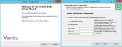 Vembu BDR Server Screenshot