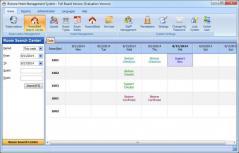 Hotel Management System Screenshot