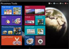 Picosmos Tools Screenshot