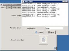 copSSH Screenshot